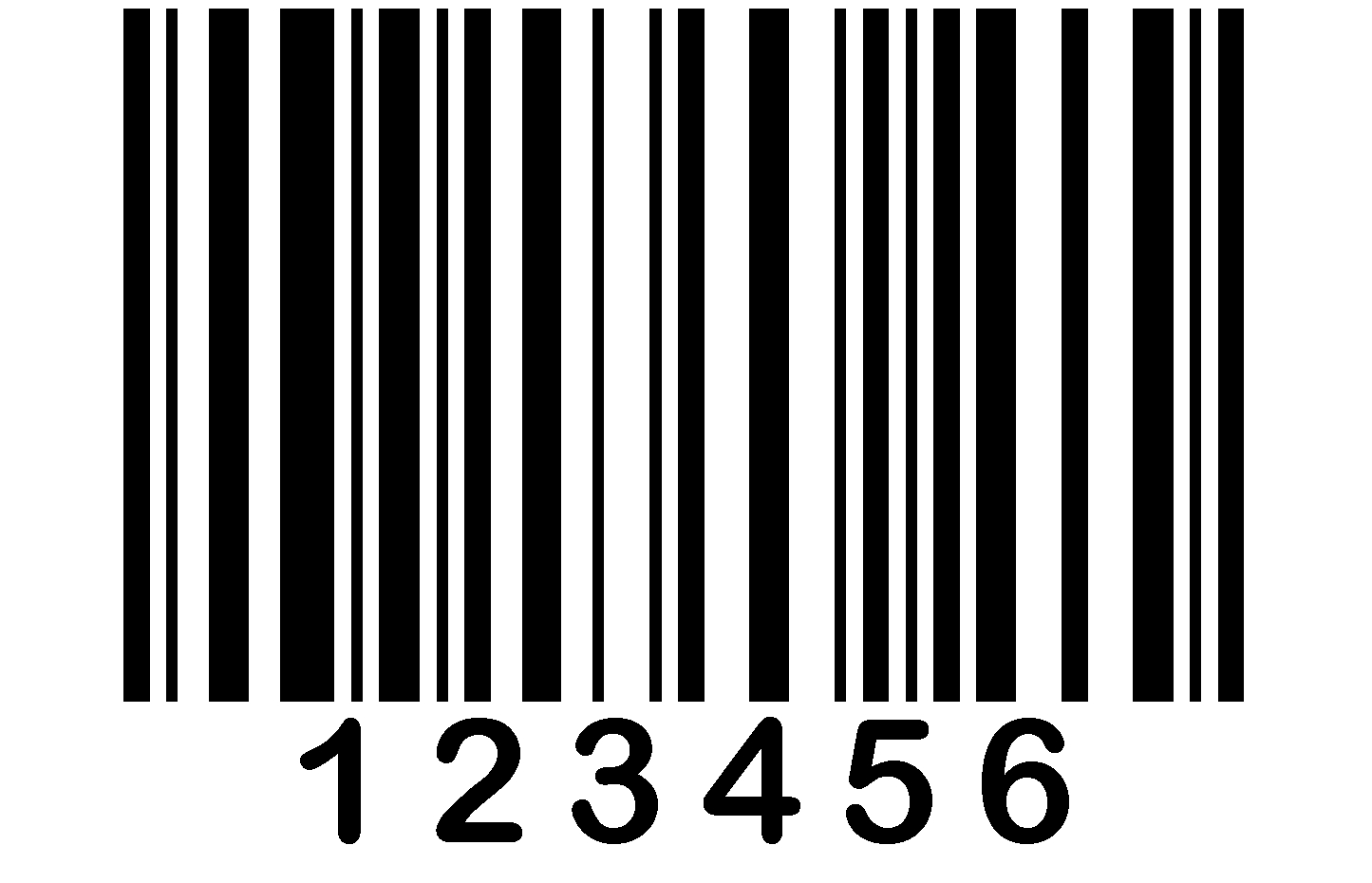 barcode clipart - photo #40