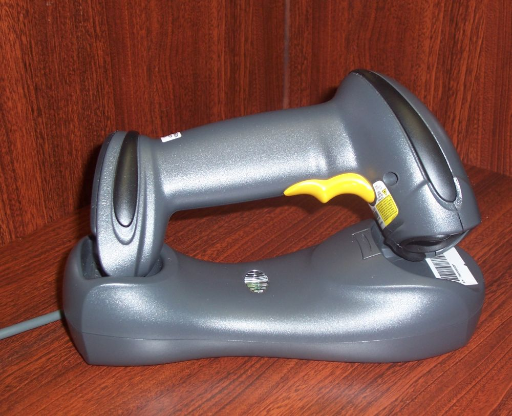 SDS   Review of Symbol LS4278 Cordless Barcode Scanner